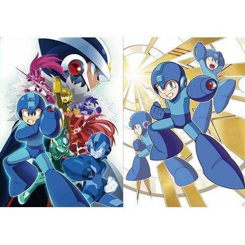 Rockman Clear File Set