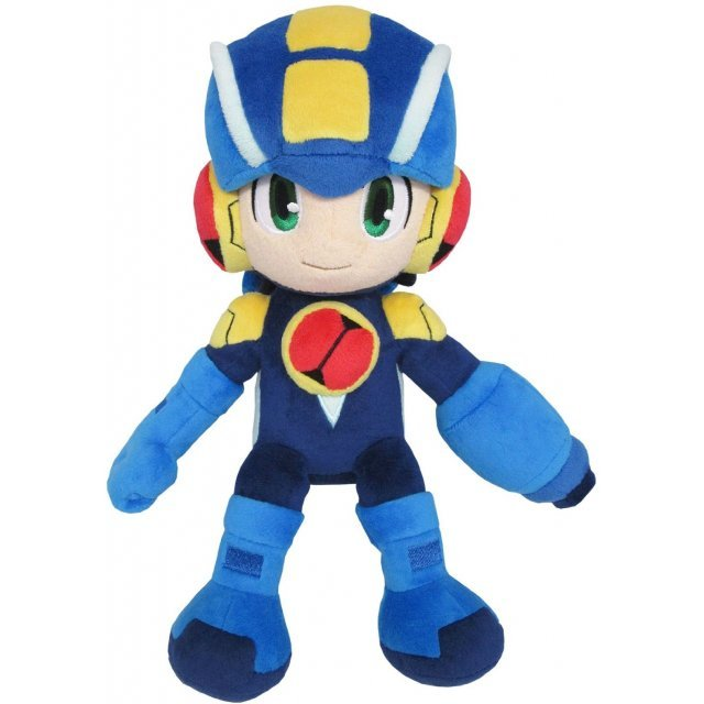 Rockman.EXE All Star Collection Plush (S): Rockman