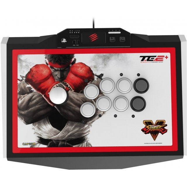 Street Fighter V Arcade FightStick Tournament Edition 2+