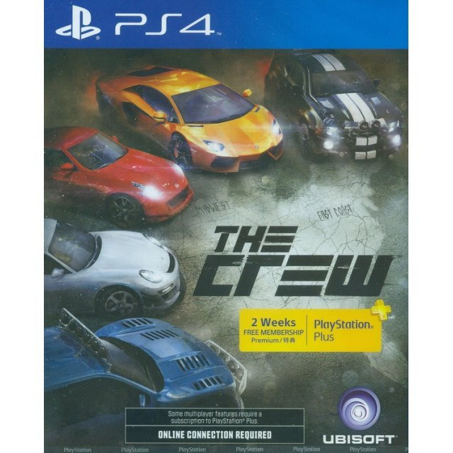 The Crew (Greatest Hits) (English)