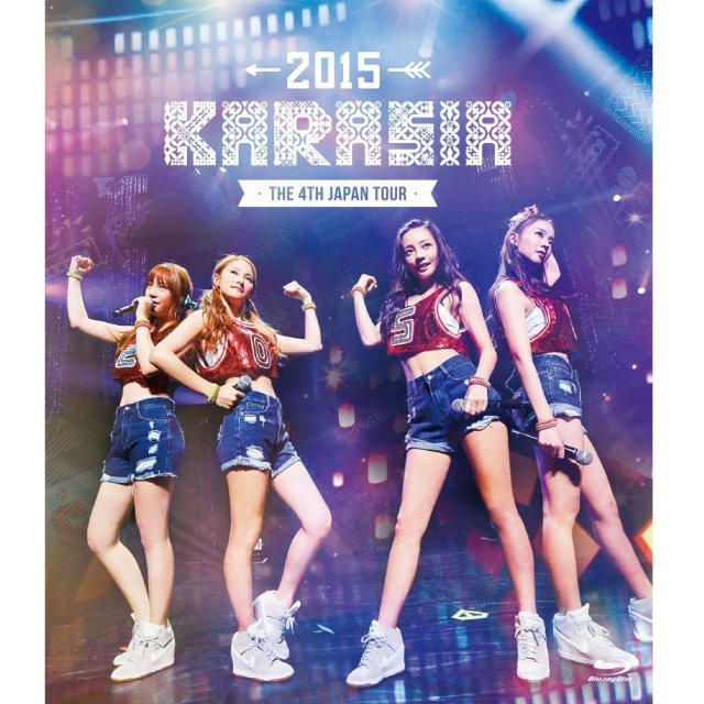 4th Japan Tour 2015 - Karasia [Limited Edition]