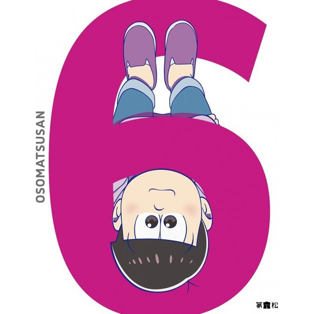 Osomatsu-san Vol.6 [Limited Edition]
