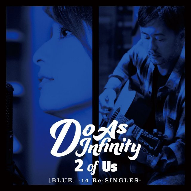 2 Of Us - Blue 14 Re: Singles [CD+Blu-ray]