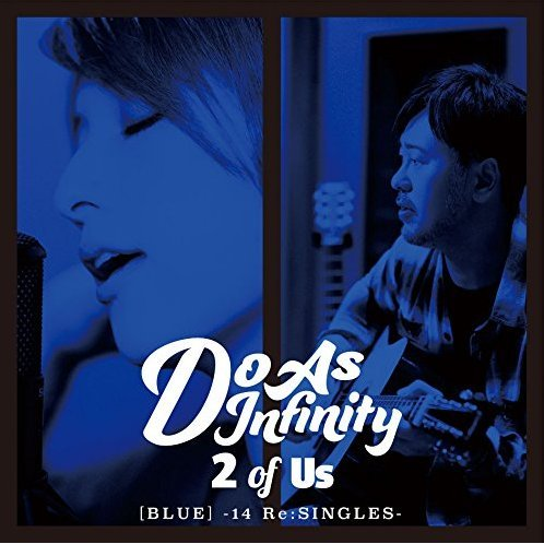 2 Of Us - Blue 14 Re: Singles [CD+DVD]