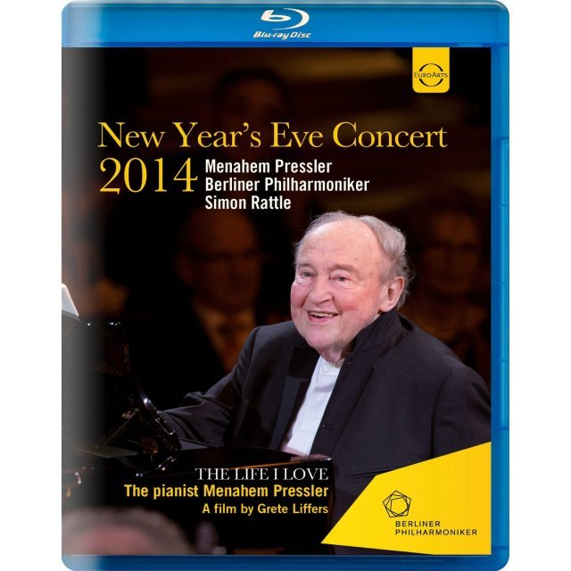Berliner Philharmoniker: New Year's Eve Concert 2014