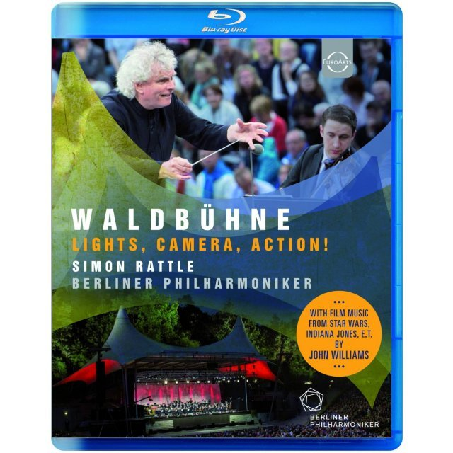 Berliner Philharmoniker: Waldbühne - Camera, Lights, Action!