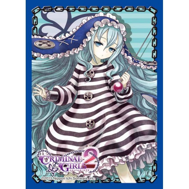 Criminal Girls 2 Character Sleeve Collection: Chloe