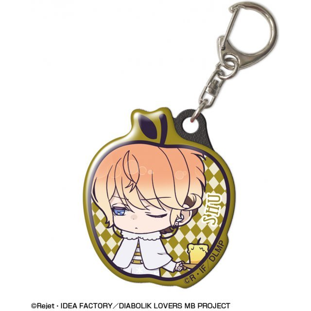 Diabolik Lovers More, Blood Pukutto Key Chain Design 04: Sakamaki Shu