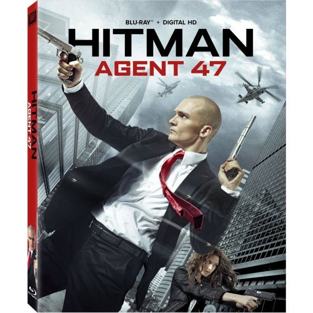 Hitman: Agent 47 [Blu-ray+Digital HD]