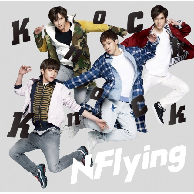 Knock Knock [CD+DVD Limited Edition Type A]