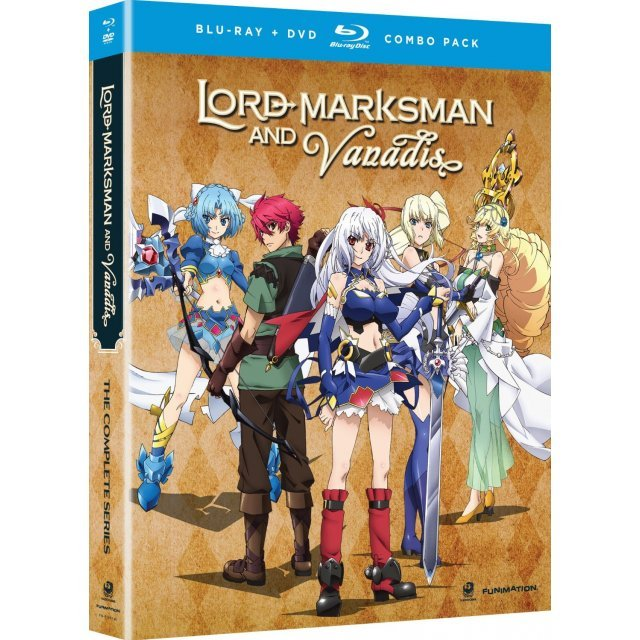 Lord Marksman and Vanadis: Complete Series [Blu-ray+DVD]