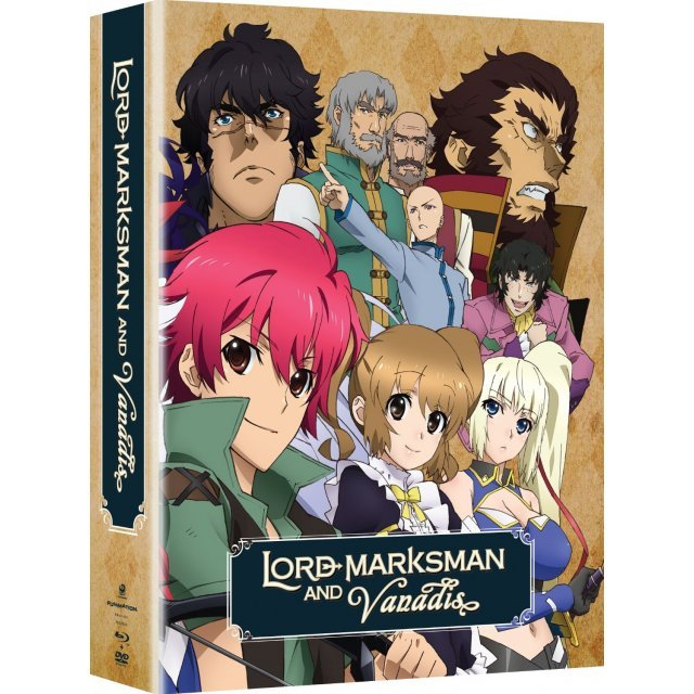 Lord Marksman and Vanadis: Complete Series (Limited Edition) [Blu-ray+DVD]