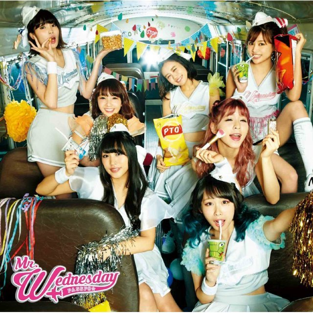 Mr.Wednesday [CD+DVD Type B]