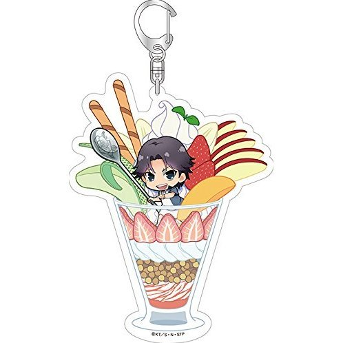 New Prince of Tennis Acrylic Key Ring: Indeed It's Sundae