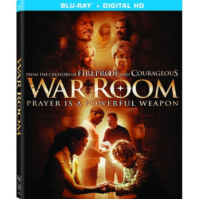 War Room [Blu-ray+Digital HD]