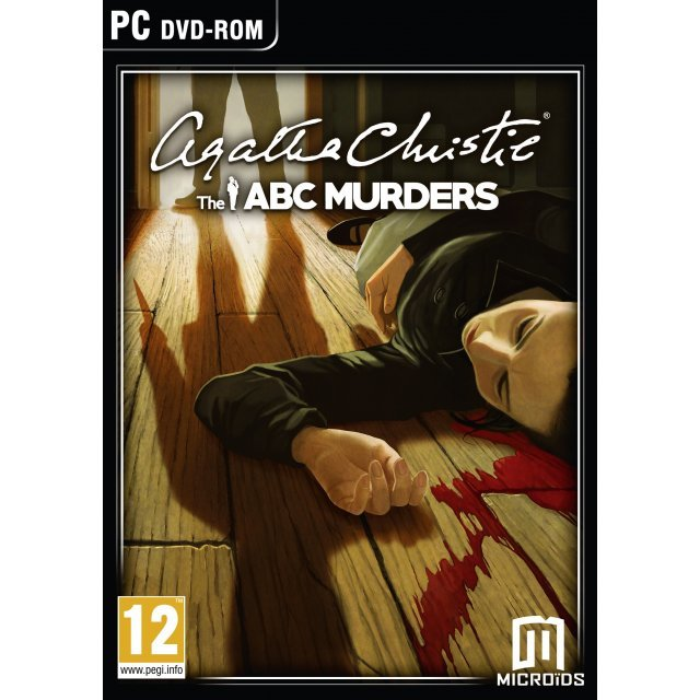 Agatha Christie's The ABC Murders (DVD-ROM)