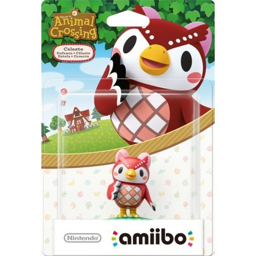 amiibo Animal Crossing Series Figure (Celeste)