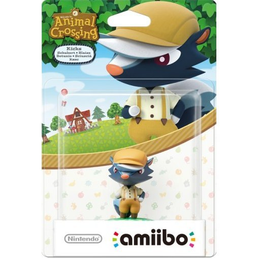 amiibo Animal Crossing Series Figure (Kicks)