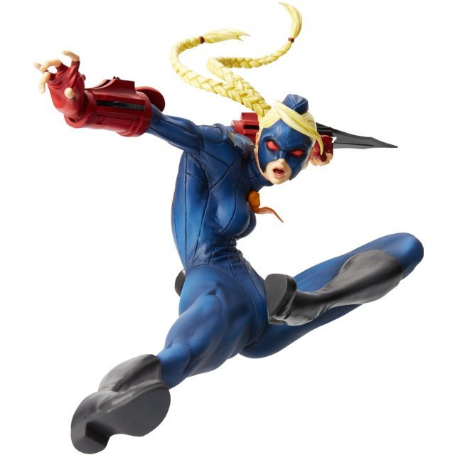 Hdge Technical Statue No. 10 Ultra Street Fighter IV: Decapre