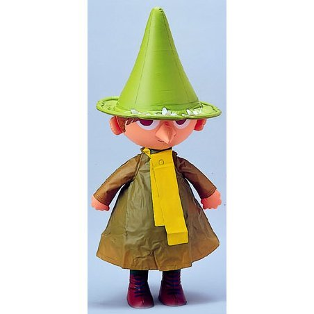 Moomin Air Mascot: Snufkin (Re-run)