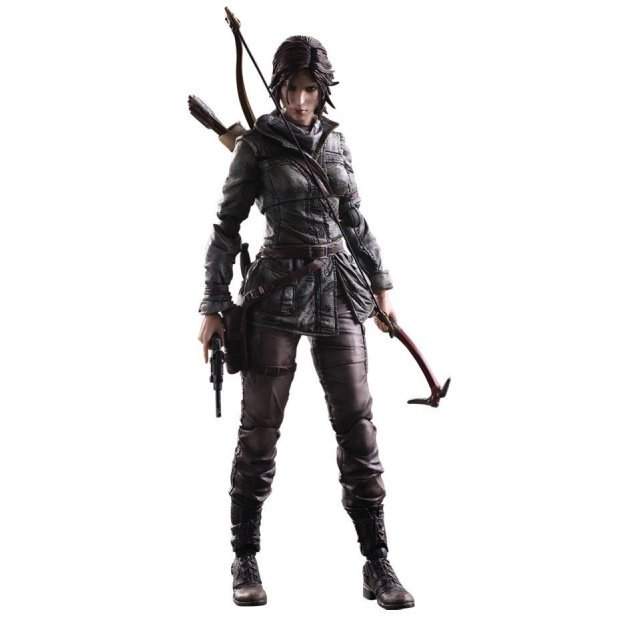 Rise Of The Tomb Raider Play Arts Kai: Lara Croft