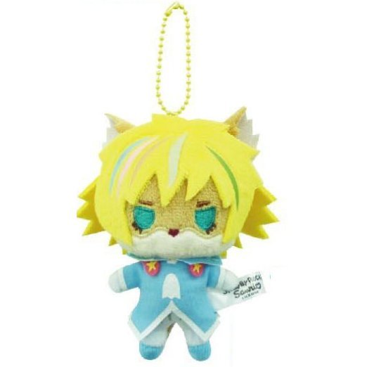 Show by Rock!! Plush with Ball Chain: Shu Zo