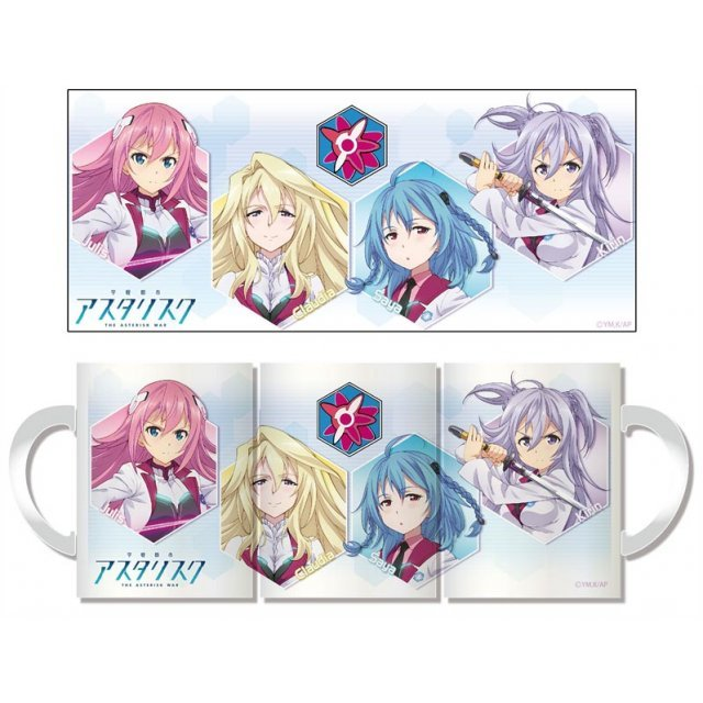 The Asterisk War Mug B