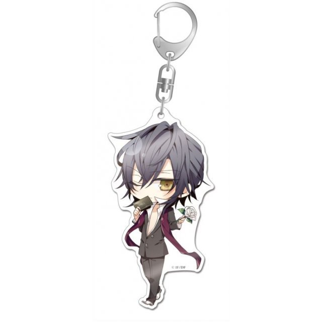 Clock Zero Big Acrylic Key Ring 2: Wanderer