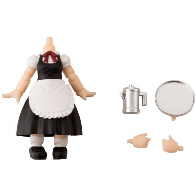 Cu-poche Extra Waitress Body Long Length (Black)