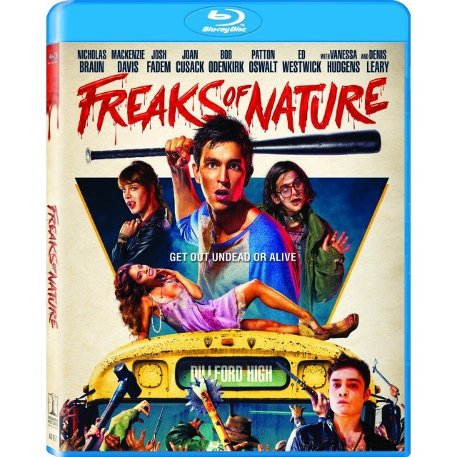 Freaks of Nature [Blu-ray+UltraViolet]