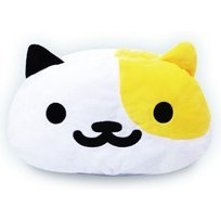 Neko Atsume Face Type Tissue Case Cover: Tobimike-san