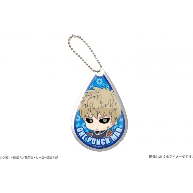 One-Punch Man Reflector Design: 02 Genos