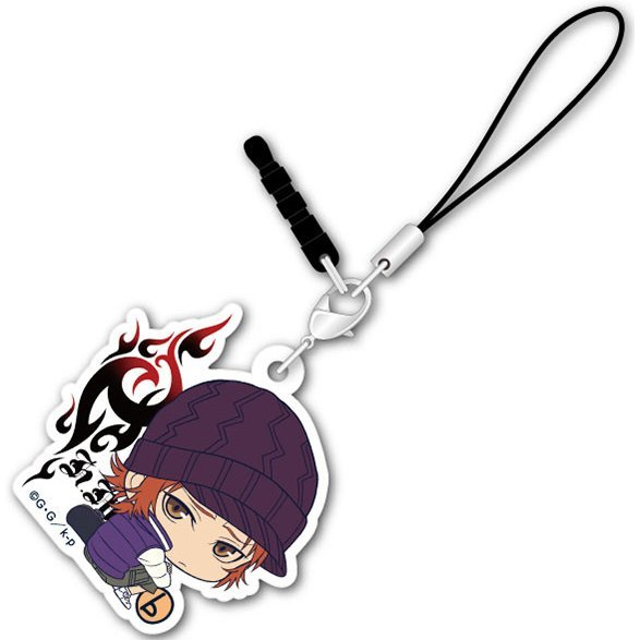 K Return of Kings Bocchi-kun Acrylic Charm: Yata Misaki