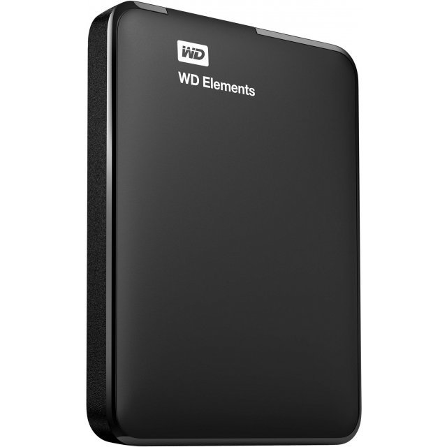 Western Digital Elements Portable 2TB, USB 3.0