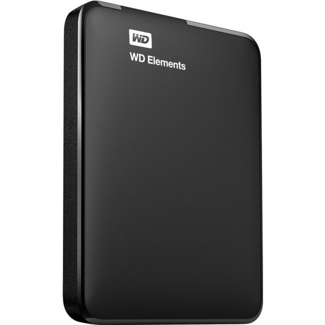Western Digital Elements Portable 3TB, USB 3.0