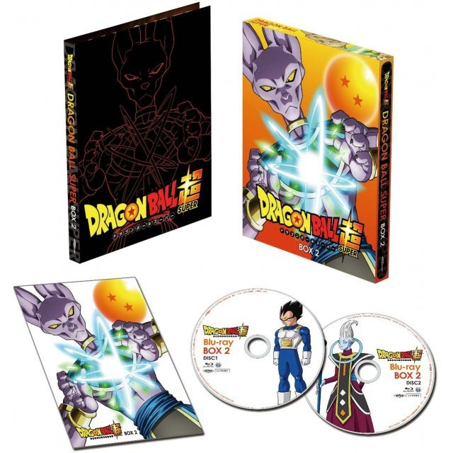 Dragon Ball Super Blu-ray Box Vol.2