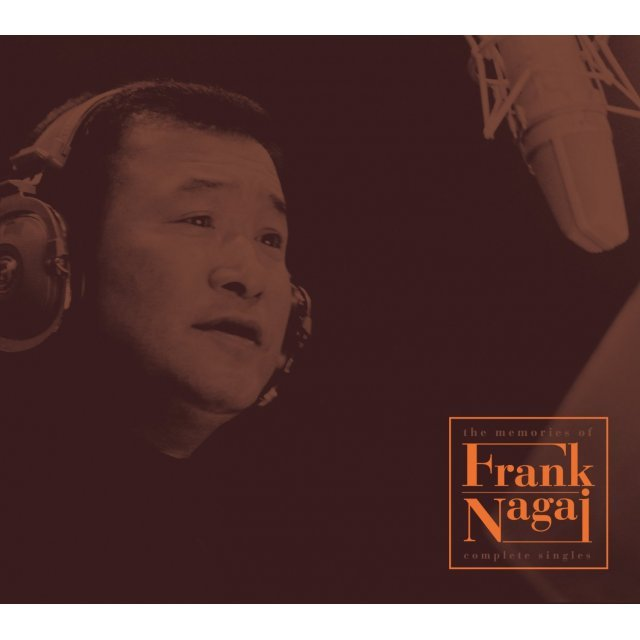 Natsukashi no Frank Nagai Single Zenshu [10CD+DVD]