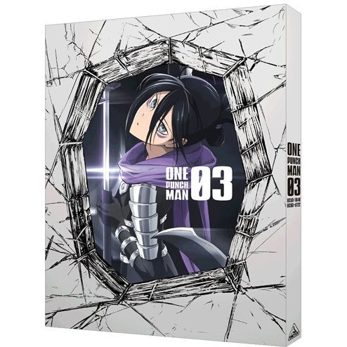 One Punch Man Vol.3 [DVD+CD Limited Edition]