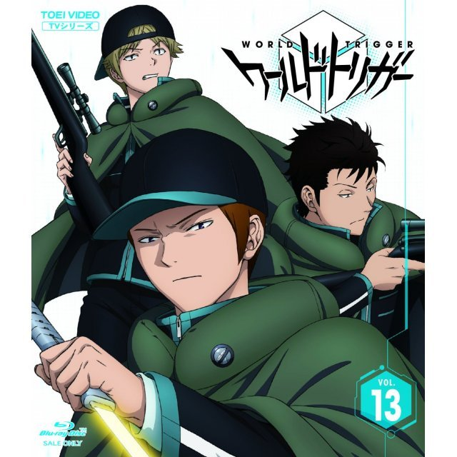 World Trigger Vol.13