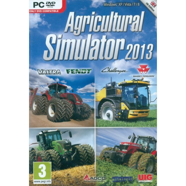 Agricultural Simulator 2013 (Steam)