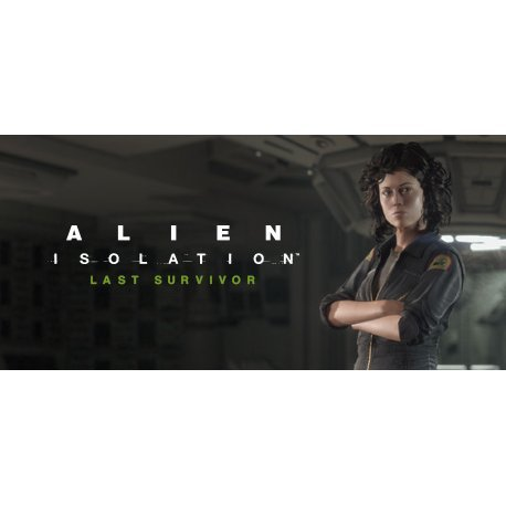 Alien: Isolation - Last Survivor [DLC] (Steam)