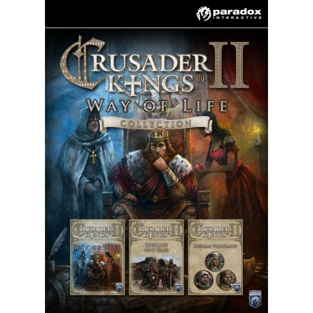 Crusader Kings II: Way of Life Collection [DLC] (Steam)