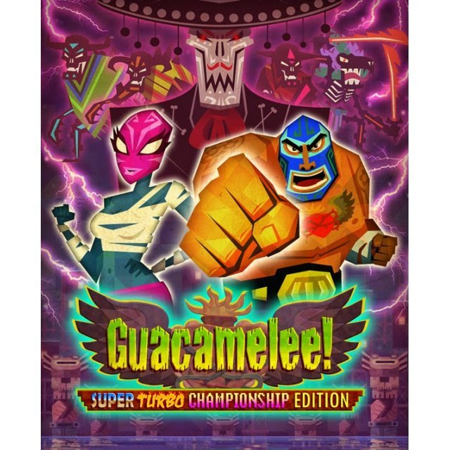Guacamelee! Super Turbo Championship Edition (Steam)