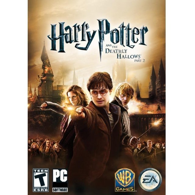 Harry Potter and the Deathly Hallows: Part 2 (Origin)