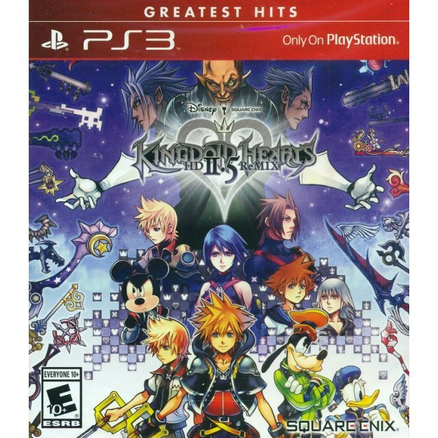 Kingdom Hearts HD 2.5 ReMIX (Greatest Hits)