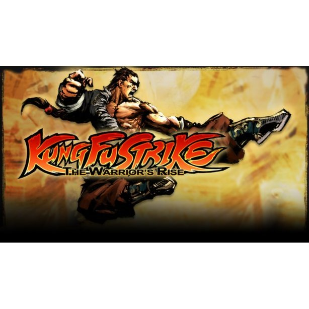 Kung Fu Strike: The Warrior's Rise (Steam)