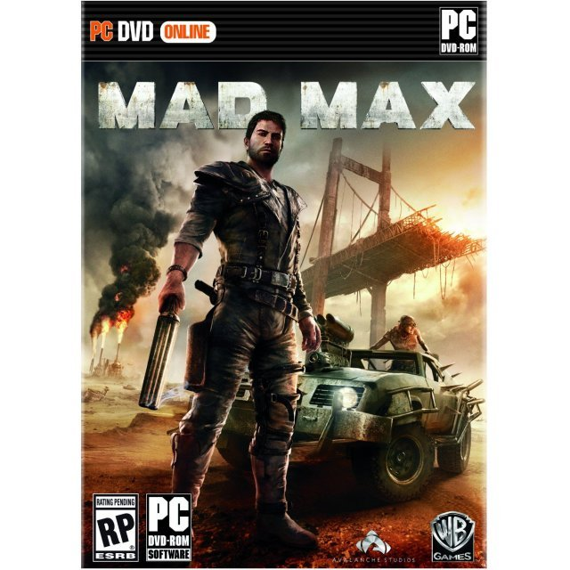 Mad Max (incl. The Ripper DLC) (Steam)