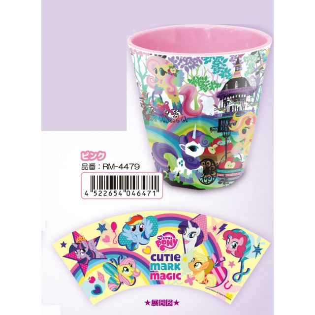 My Little Pony Melamine Cup (Pink)
