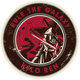 Star Wars The Force Awakens Travel Sticker 5
