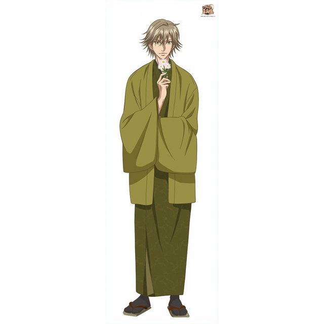 The New Prince of Tennis Life-size Wall Scroll: Shiraishi Kuranosuke